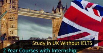 Study In Top Ranked Universities In UK Without IELTS