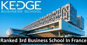 Kedge Business School open for September 2020