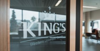 Study At King's University College