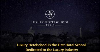 Study at LH Luxury Hotel School Paris