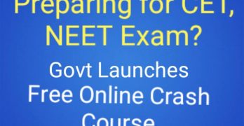 Free Online Course for CET and NEET 2020