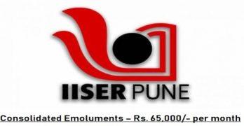 Senior Teaching Associate Position in IISER