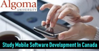 Study Mobile Software Development In Canada