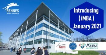 Rennes School of Business iMBA January 2021
