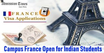 Campus France Open for Indian Students