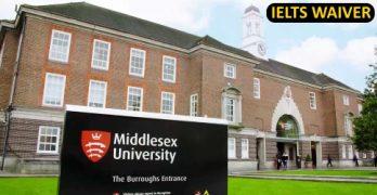 Middlesex University UG Program Jan 2021