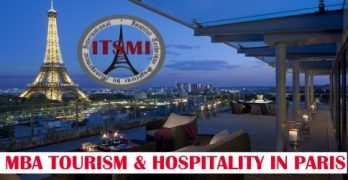 Study MBA In Paris at ITSMI