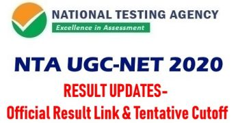 UGC NET 2020 Expected Cut off