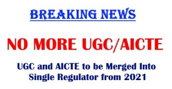 Higher Education Commission to Replace UGC/AICTE